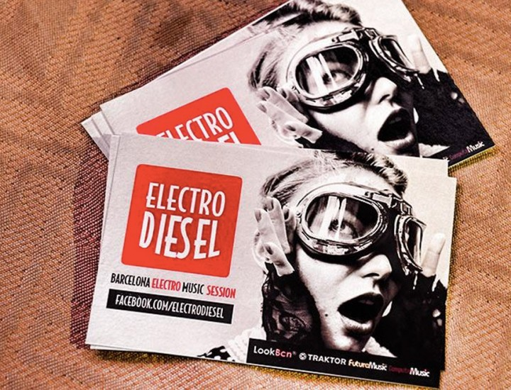 Electro Diesel – Music Session